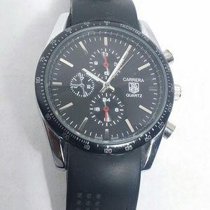 Classic Tag Heuer Carrera quartz watch